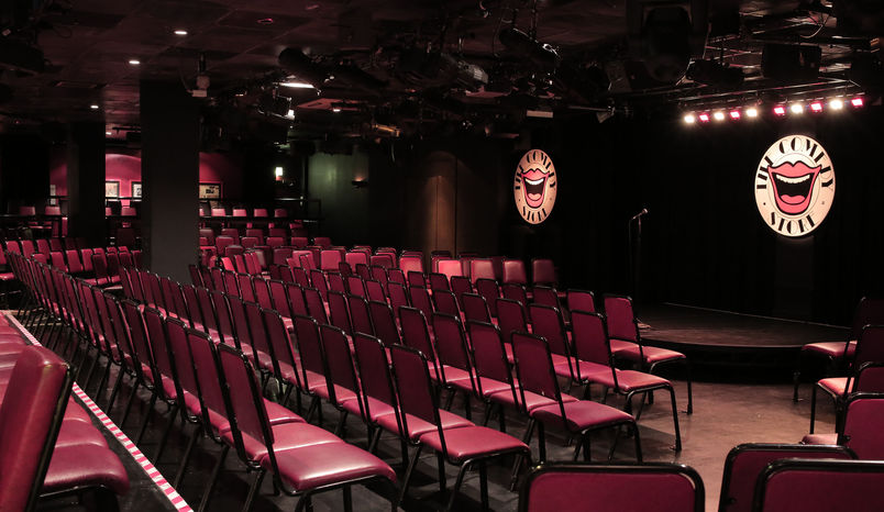Day Hire, Main Stage, The Comedy Store London