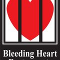 Small bleeding heart logo