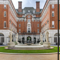 Small london event venue   bma house   courtyard