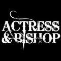 Small actress and bishop logo