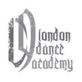 Small lda logo white
