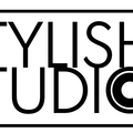 Small stylish studio black logo