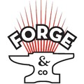 Small forge transparent logo